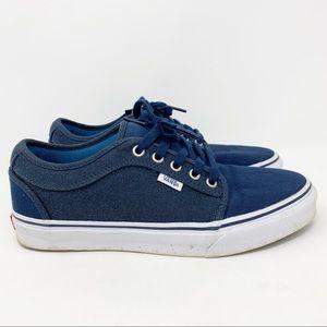 Vans Ultra Cush Low Profile Skate Shoes Size 8.5